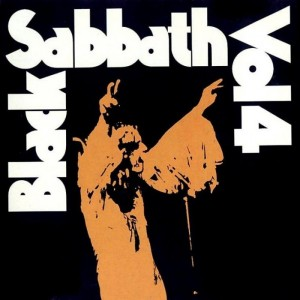 Black Sabbath - Vol. 4 VINYL - BMGRM056LP