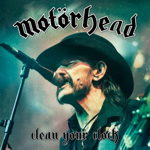 Motörhead - Clean Your Clock (Live in Munich 2015) VINYL - 9029699709