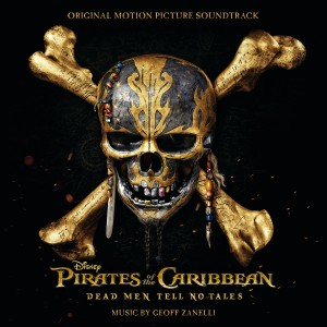 Geoff Zanelli - Pirates of the Caribbean: Dead Men Tell No Tales (Original Motion Picture Soundtrack) CD - 00500 8734822