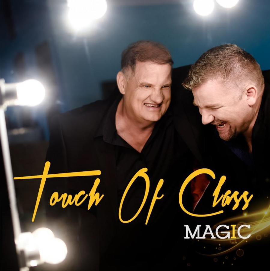 Touch Of Class - Magic CD - CDJUKE 171