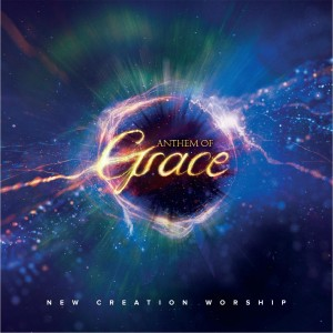 New Creation Worship - Anthem of Grace CD - HMNCCD001
