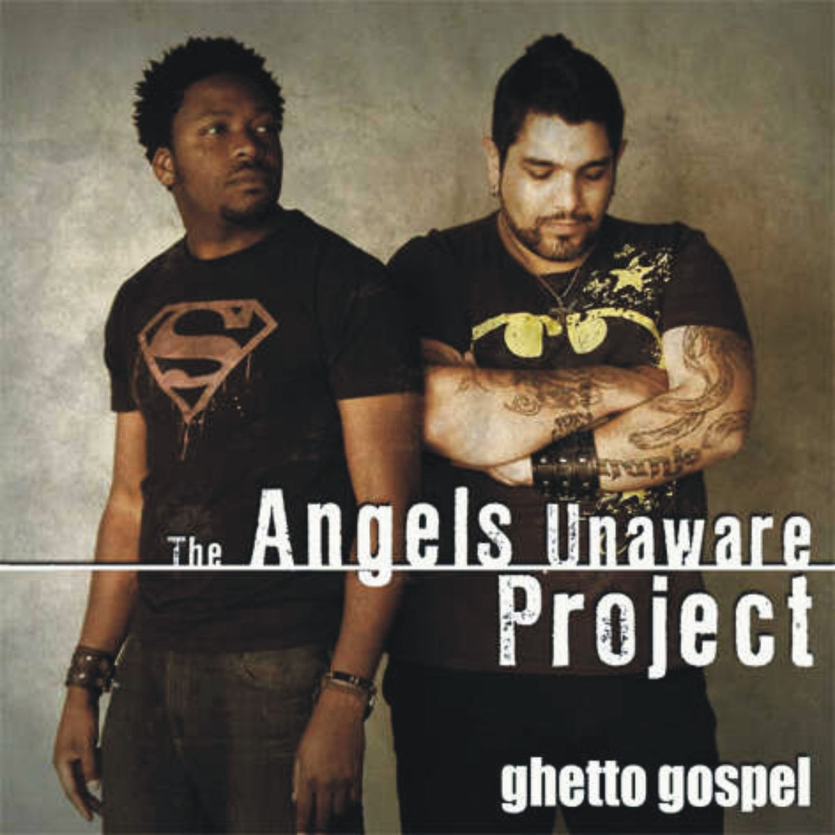 The Angels Unaware Project - Ghetto Gospel CD - OLRD024