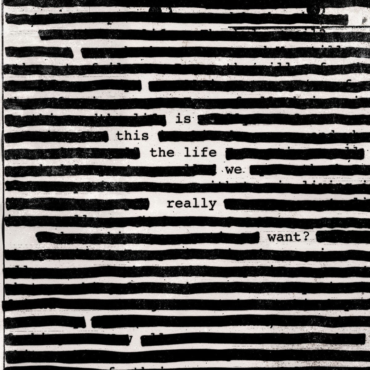 Roger Waters - Is This the Life We Really Want? CD - 88985436482
