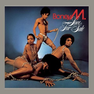 Boney M. - Love for Sale VINYL - 88985409261