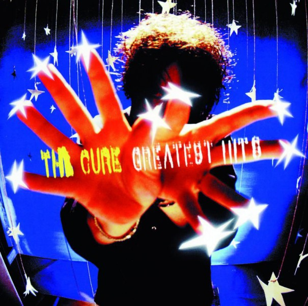 The Cure - Greatest Hits VINYL - 06025 5715434