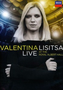 Valentina Lisitsa - Live At The Royal Albert Hall DVD - 00440 0743599