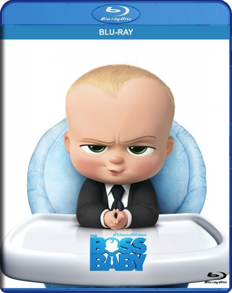 1bfd12b3ec29f The Boss Baby Blu-Ray - BDF 65366