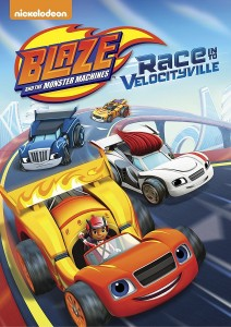 Blaze And The Monster Machines: Race Into Velocityville DVD - EU146208 DVDP