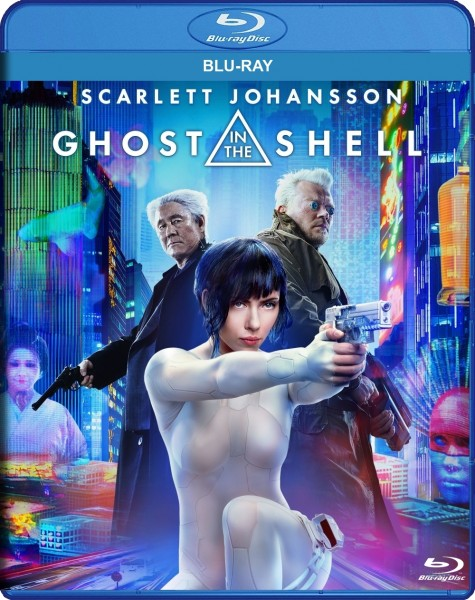 Ghost in the Shell Blu-Ray - WS146426 BDP