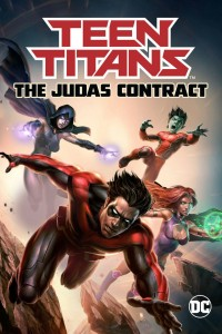 Teen Titans: The Judas Contract DVD - Y34582 DVDW