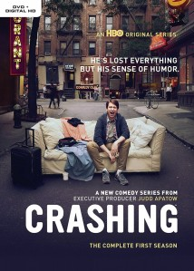 Crashing: Season 1 DVD - Y34630 DVDW