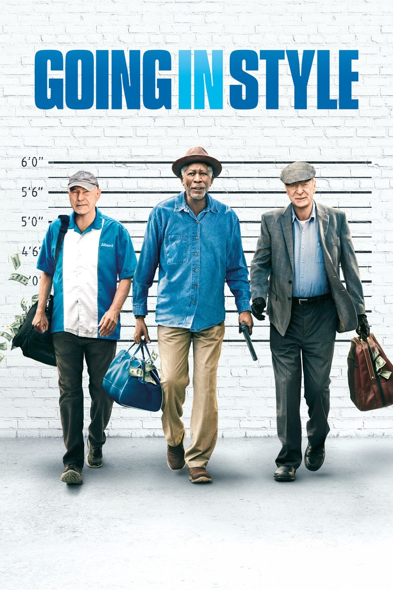 Going in Style DVD - Y34694 DVDW