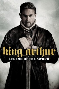 King Arthur: Legend of the Sword DVD - Y34704 DVDW