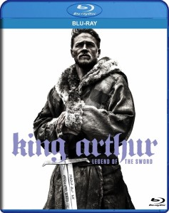 King Arthur: Legend of the Sword Blu-Ray - Y34705 BDW