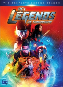 DC's Legends of Tomorrow: Season 2 DVD - Y34654 DVDW