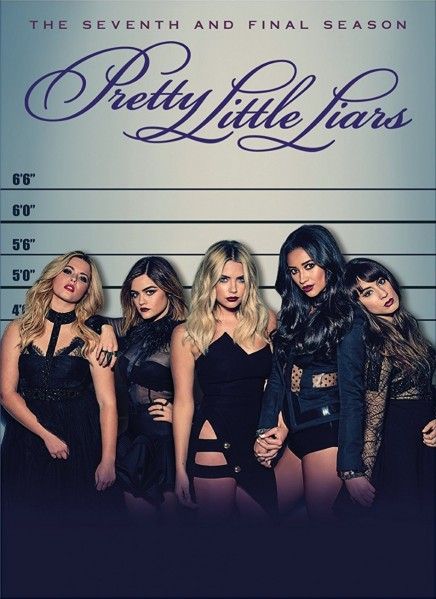 Pretty Little Liars: Season 7 DVD - Y34661 DVDW