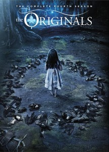 The Originals: Season 4 DVD - Y34703 DVDW