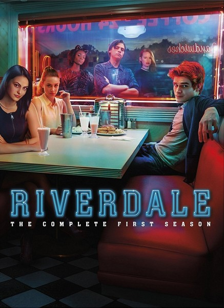 Riverdale: Season 1 DVD - Y34708 DVDW