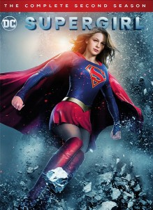 Supergirl: Season 2 DVD - Y34709 DVDW