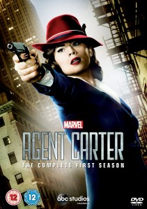 Marvel's Agent Carter: Season 1 DVD - 10227734