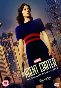 Marvel's Agent Carter: Season 2 DVD - 10227735