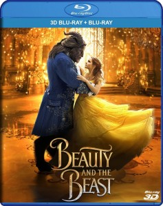 Beauty and the Beast 3D Blu-Ray+Blu-Ray - 10227586