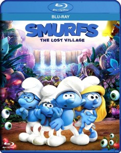 Smurfs: The Lost Village Blu-Ray - 10227626