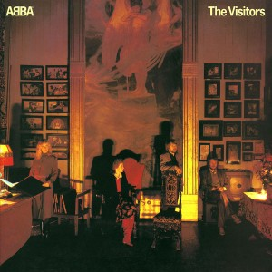 Abba - The Visitors VINYL - 06025 2734654