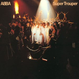 Abba - Super Trouper VINYL - 06025 7346530