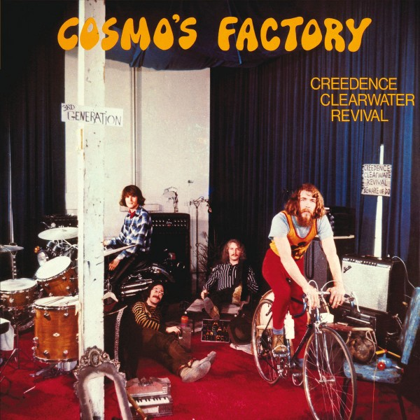 Creedence Clearwater Revival - Cosmo's Factory VINYL - 00252 1884021