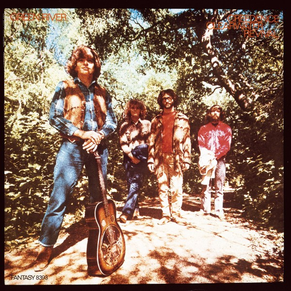 Creedence Clearwater Revival - Green River VINYL - 00252 1883931