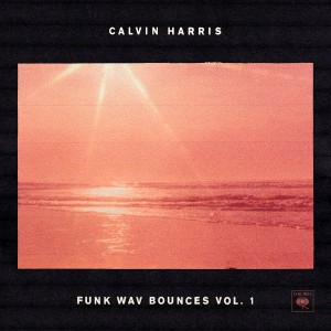 Calvin Harris - Funk Wav Bounces Vol. 1 CD - CDCOL7635