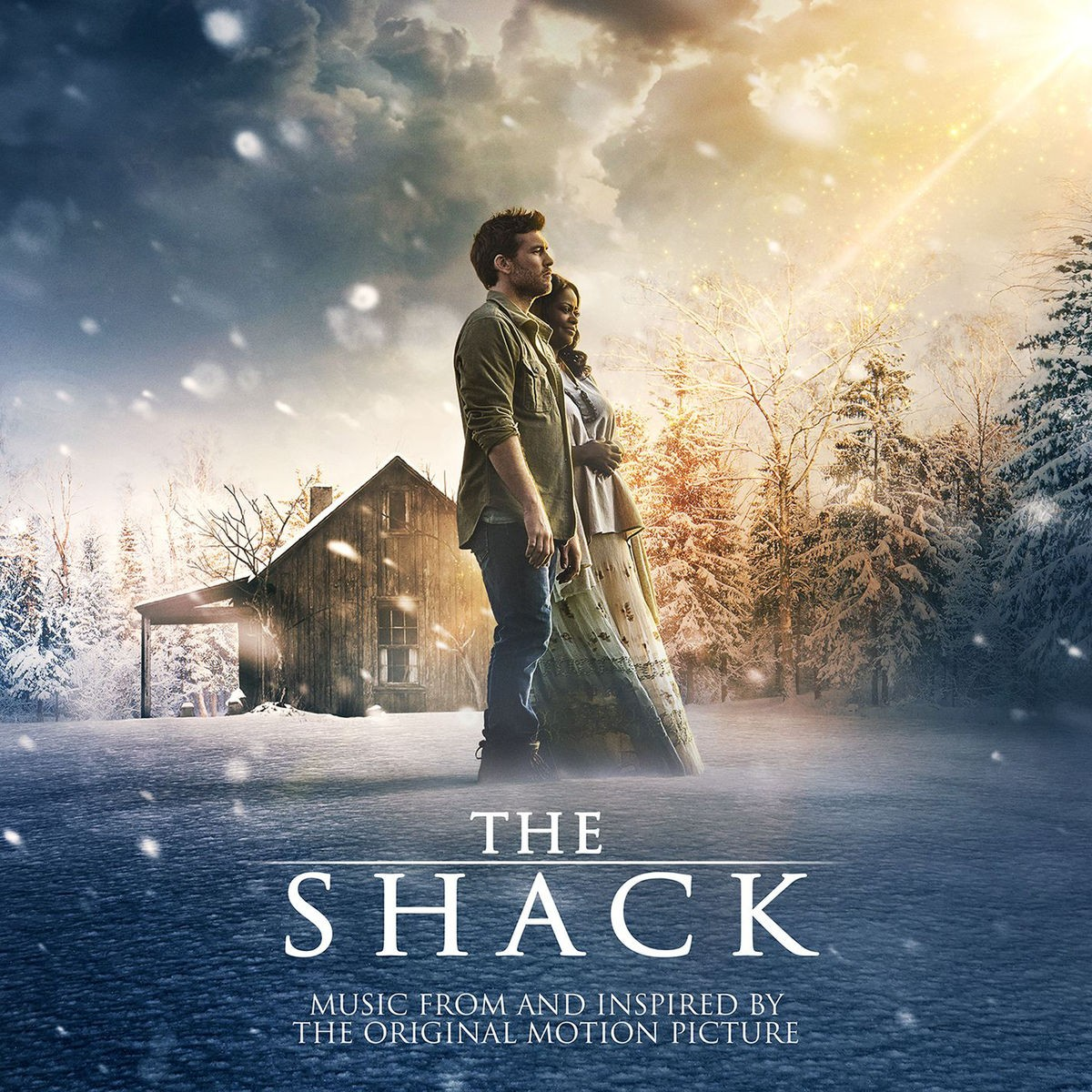 The Shack (Music from and Inspired By the Original Motion Picture) CD - 7567866237