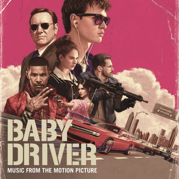 Baby Driver (Music from the Motion Picture) CD - CDCOL7638