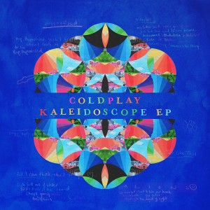 Coldplay - Kaleidoscope EP CD - 9029579353