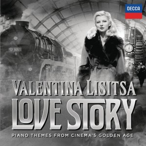 Valentina Lisitsa , BBC Concert Orchestra & Gavin Sutherland - Love Story: Piano Themes from Cinema's Golden Age CD - 00289 4789454
