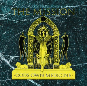 The Mission - God's Own Medicine VINYL - 06025 5743061