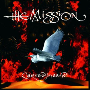 The Mission - Carved In Sand VINYL - 06025 5743068