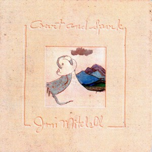 Joni Mitchell - Court and Spark VINYL - 8122798618