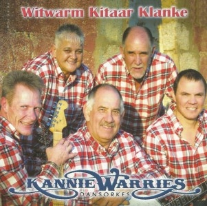 Kannie Warries Dansorkes - Witwarm Kitaar Klanke CD - CDKW001
