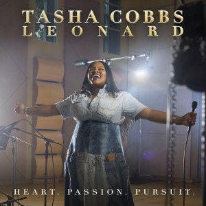 Tasha Cobbs Leonard - Heart. Passion. Pursuit. CD - 06025 5707536