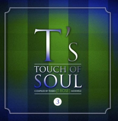 T-Bose - T's Touch of Soul Vol.3 CD - SLCD 1705