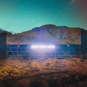 Arcade Fire - Everything Now (Night Version) CD - 88985447862