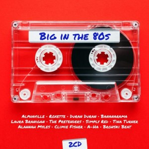 Big In The 80s - A Retrospective Of The 80's CD - CDESP 472