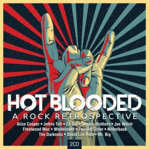 Hot Blooded - A Rock Retrospective CD - CDESP 469