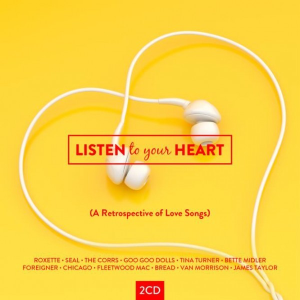 Listen To Your Heart - A Retrospective Of Love Songs CD - CDESP 465