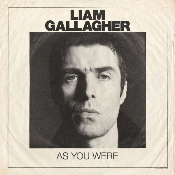 Liam Gallagher - As You Were CD - 9029577490