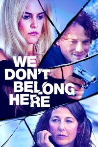 We Don't Belong Here DVD - 10227266