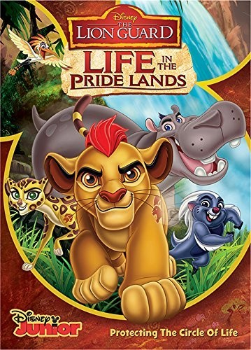 The Lion Guard: Life In The Pride Lands DVD - 10227768