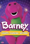 Barney: Lights, Camera, Action & Way To Go DVD - SHTD-250